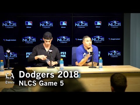 Dodgers NLCS 2018: Manny Machado comments on his collision with Jesús Aguilar