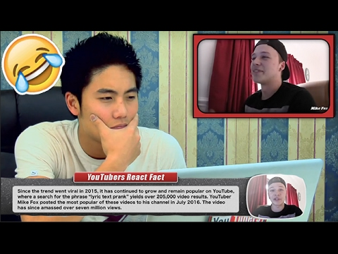 Mike Fox Reacting To Youtuber's Reacting To Mike Fox!!!!
