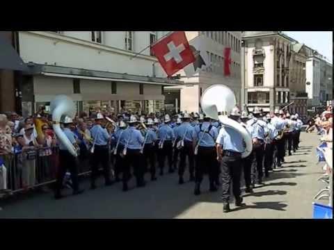 Basel Tattoo Parade 2013 (Part.1/2) Schweiz Switzerland Suisse Svizzera