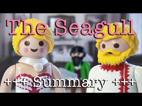 The Seagull to go (Chekhov in 10 Minutes)