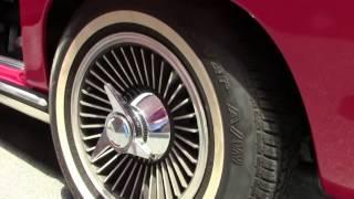 1965 Corvette L76 Convertible NCRS Top Flight