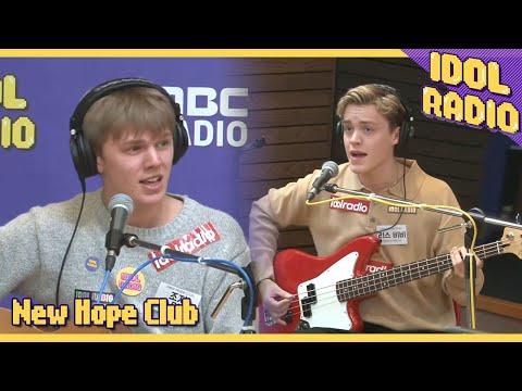 idol radio know me too well by new hope club
