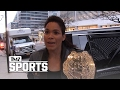 AMANDA NUNES: I'M ROOTING FOR HOLLY HOLM So I Can Beat Her Ass | TMZ Sports