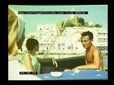 Cigarette Advert, 1960s - Film 35218