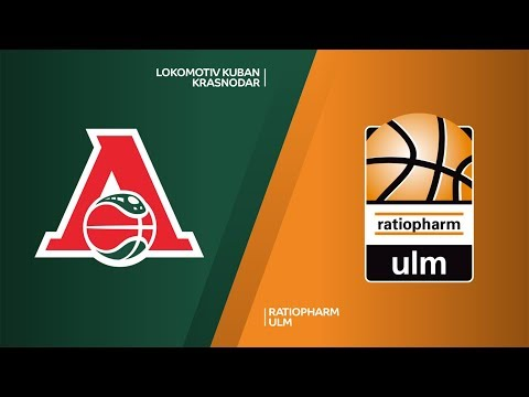 Lokomotiv Kuban Krasnodar - ratiopharm Ulm Highlights | 7DAYS EuroCup, T16 Round 4