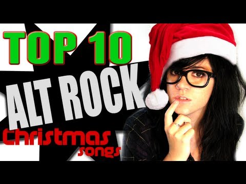 Top 10 Alternative Rock Christmas songs! Plus, Rivers Cuomo in ...