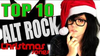 Top 10 Alternative Rock Christmas songs! Plus, Rivers Cuomo in accident :[