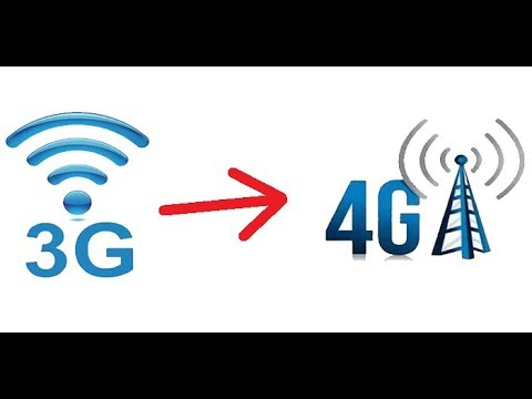 how to convert your Dongle 3g to 4g  in hindi