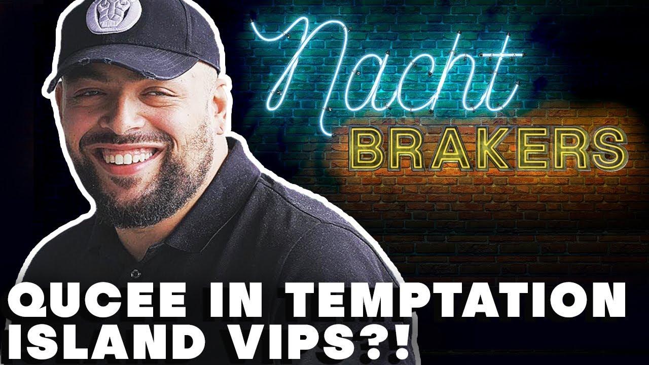 's Nachts MMA FIGHTEN met QUCEE?! | Nachtbrakers - CONCENTRATE
