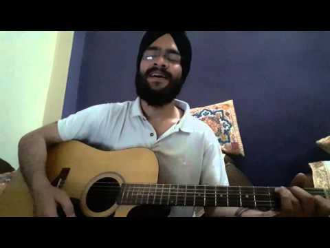 salamat arijit singh (SARBJIT) RANDEEP HOODA, GUITAR CHORDS COVER
