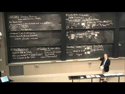 Lec 13 | MIT 3.091SC Introduction to Solid State Chemistry, Fall 2010