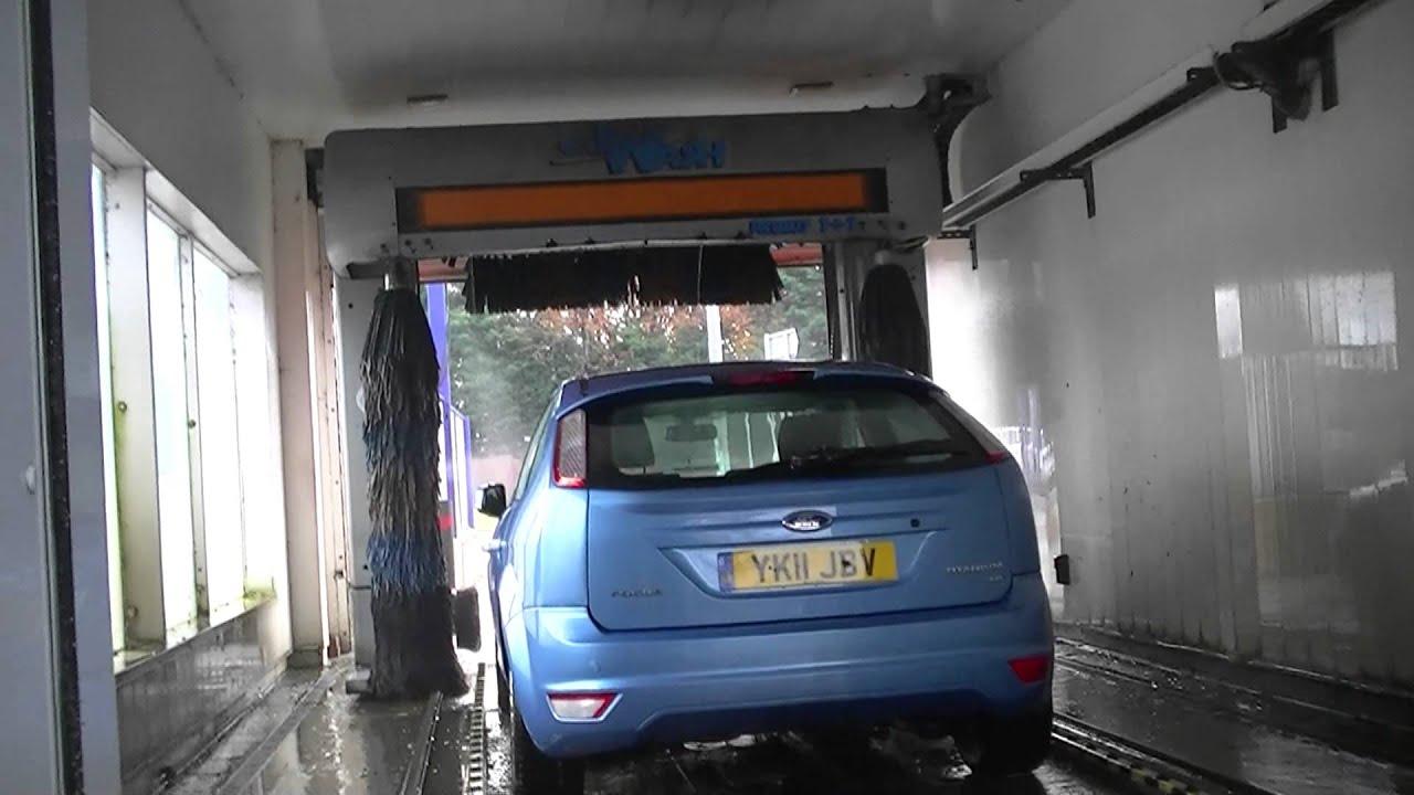 how to make a fake car wash