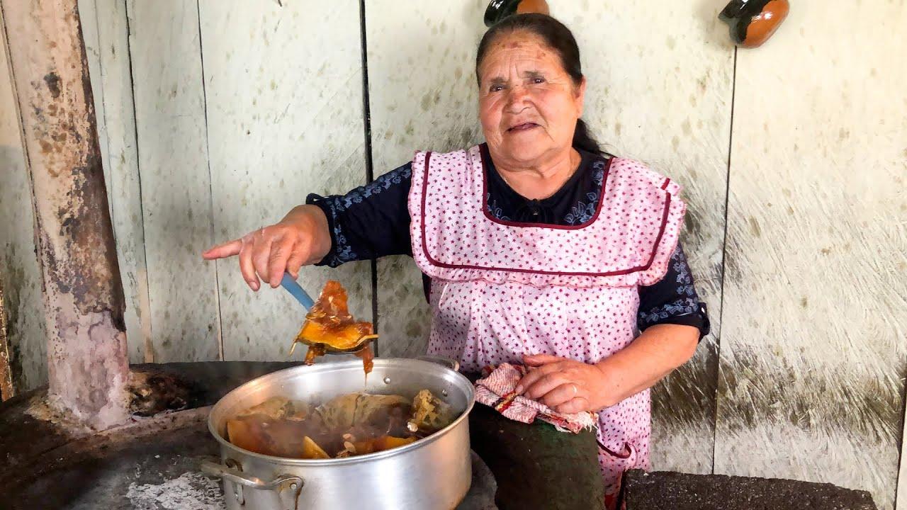 Calabaza En Dulce Para Noche De Muertos De Mi Rancho A Tu Cocina