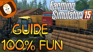 Farming simulator 15 | Exploitation de Vaches Laitières ! | Aventure Multi Suivi : Ferme CSRF !