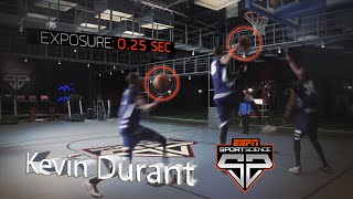 Kevin Durant on Sport Science (Most Iconic moments)