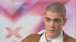 The X Factor UK - Max George - Audition 2005
