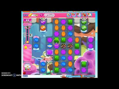 Candy Crush Level 2563 help w/audio tips, hints, tricks