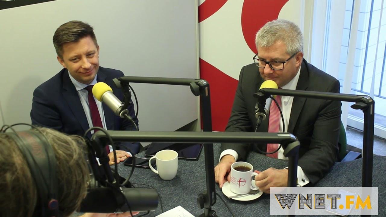 """Czarnecki i Dworczyk – """"UE będzie naciskała nas w sprawie uchodźców. My polityki nie zmienimy"""""""