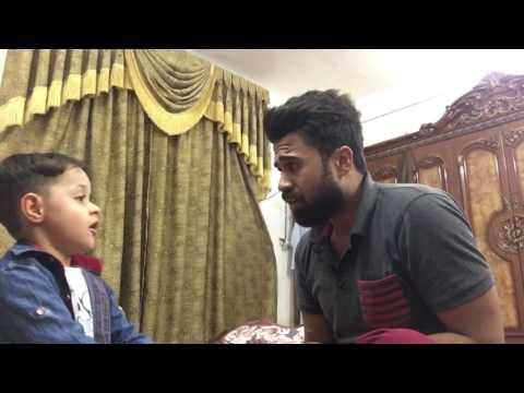 الطفل العراقي عنده مواهب بالشعر .. غيث الكاطع thumbnail