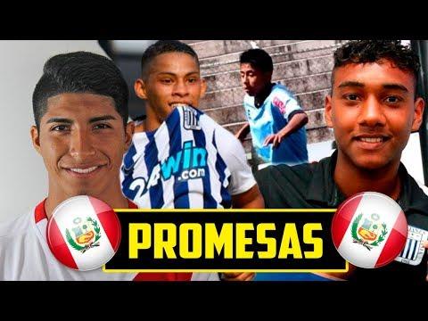 LAS 10 PROMESAS DEL FUTBOL PERUANO 2017 - PARTE 1 | PASIÓN PELOTERA
