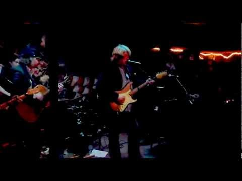 Mick Taylor with Paul Chesne Band at Pappy & Harriet's