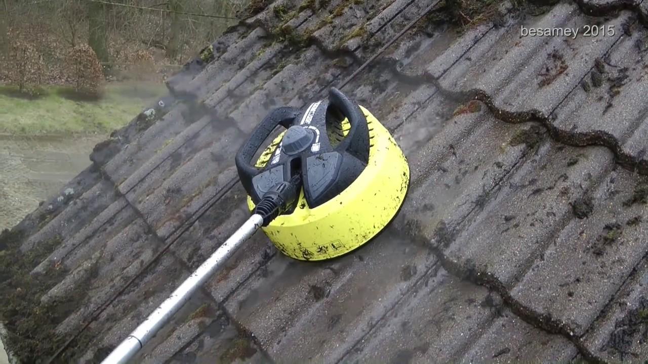 Fabelhaft Moos auf dem Dach bekämpfen bzw. entfernen mit einem #NF_54