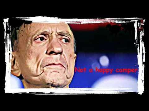 Arlen Specter upset radio interview