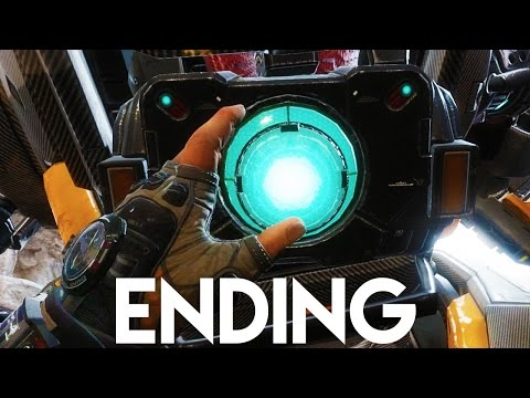 TITANFALL 2 ENDING Gameplay Walkthrough Part 9 (FULL GAME 60fps)