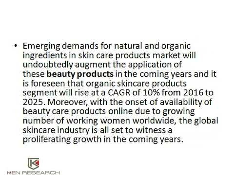 Asia-Pacific Beauty and Personal Care Market,Global Beauty Products Market