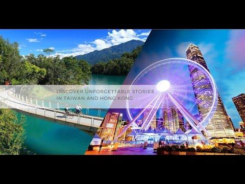Nexus Holidays Taiwan & Hong Kong campaign