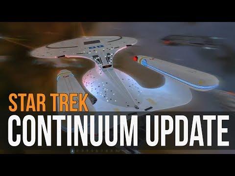 Star Trek: Continuum Update!