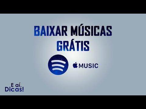NOVO!!! Baixar músicas ou playlists do Spotify ou Apple Music grátis | E aí, Dicas!