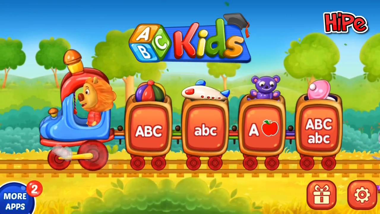 ABC KIds Game A To Z abc games for 3 year olds YouTube
