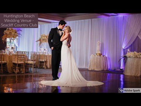 Huntington Beach Wedding | Seacliff Country Club Wedding