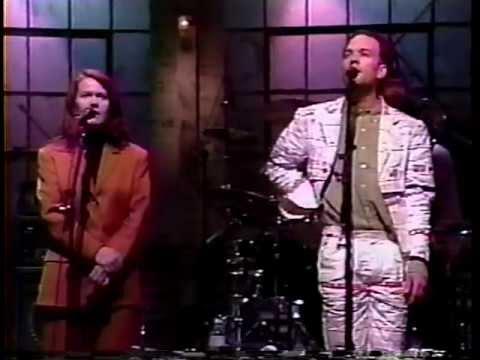 REM - Shiny Happy People Rehearsal # 4 - 1991