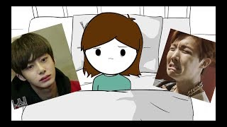 Animation: HOW PEOPLE BECOME KPOP TRASH