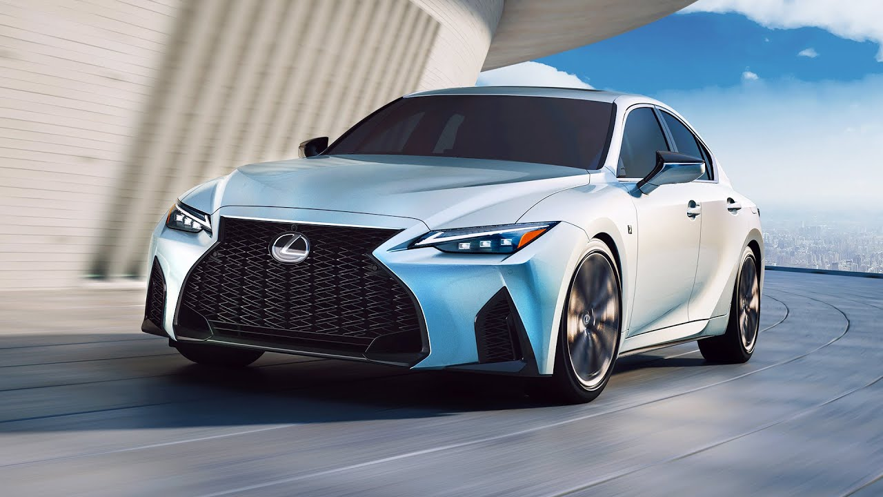 2021 lexus is – full presentation – ready to fight the bmw