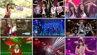 (150913) SBS Inkigayo 인기가요 E833 (Full Show)