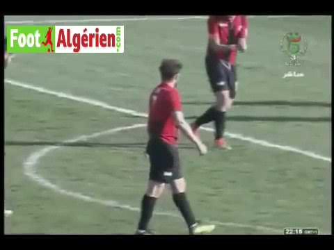 Ligue 1 Algérie (22e journée) : AS Aïn M'lila 1 - 0 NA Hussein Dey