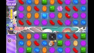 Candy Crush Saga (Dreamworld) level 134 - 3 stars, no boosters used!