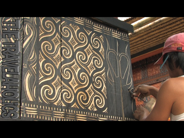 Wood Carving Toraja Sulawesi Indonesia