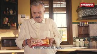 El Risitas kertoo, miten Grandiosa Pizzatasku valmistetaan thumbnail