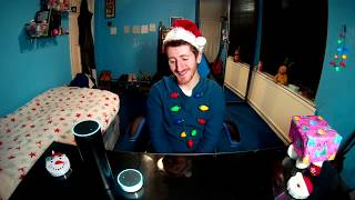 just asking alexa what she wants for christmas