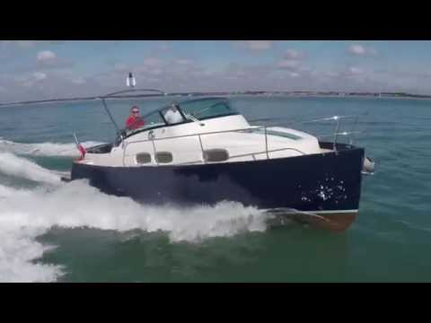 English Harbour Yachts 29 Offshore review | Motor Boat & Yachting