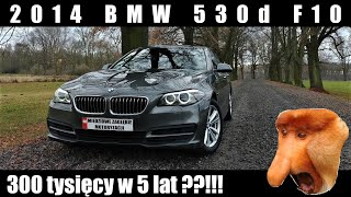 2014 Używane BMW 530d - Janusz już by nie kupił!