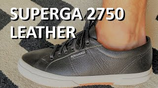 Unboxing | Superga 2750 Leathe…