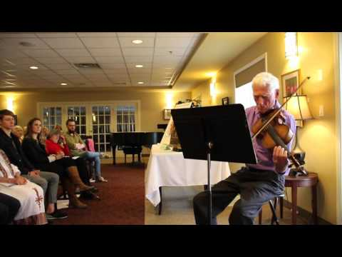 Viola performance by Quenten Doolittle