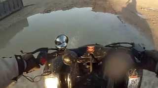 Quad biking Offroad ATV 100cc Ram