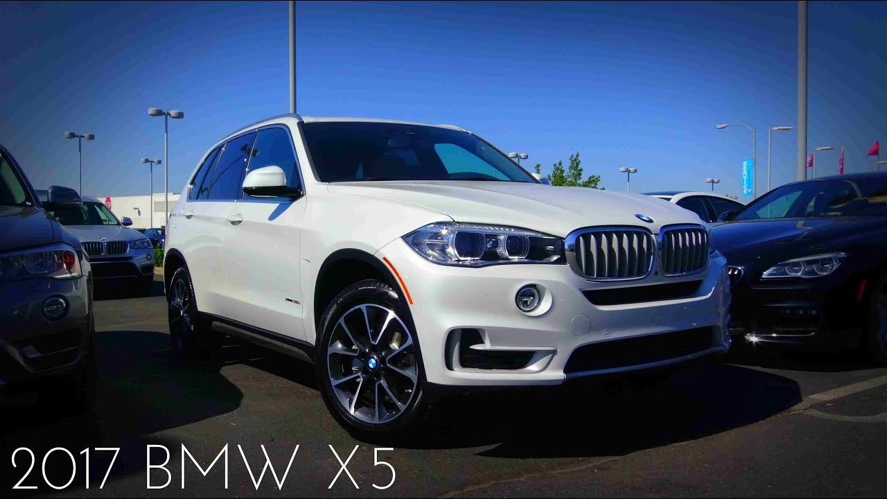 2017 BMW X5 3.0 L Turbo 6-Cylinder Review - YouTube