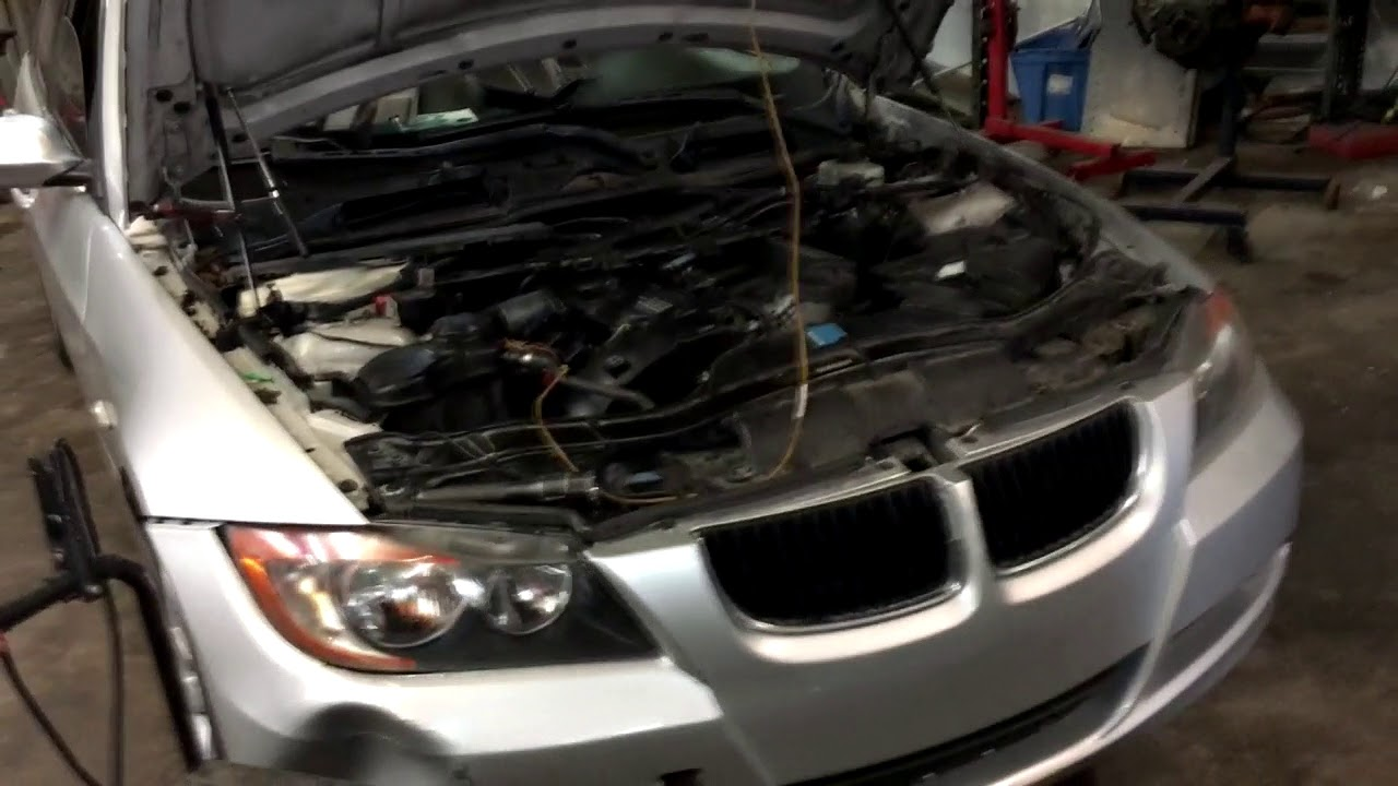 BMW E90 CRANKS BUT NO START QUICK TIP